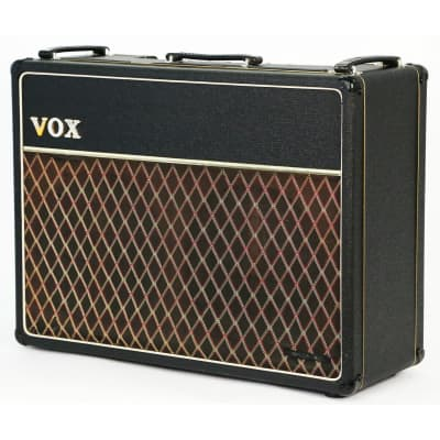 "Vox AC-15/T Twin 2-Channel 15-Watt 2x12"" Guitar Combo 1962 - 1968"