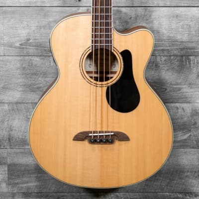 AB60CE Artist Bass Acoustic Electricw/Cutaway EQ & Tuner for sale