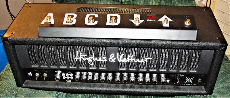 hughes kettner coreblade 100 watt tube guitar amp head reverb. Black Bedroom Furniture Sets. Home Design Ideas