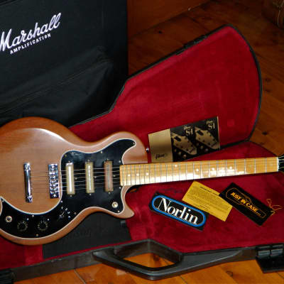 Gibson S-1 1978 Natural Mahogany for sale