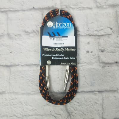Horizon Music, Incorporated V2-10.k 10ft Instrument Cable