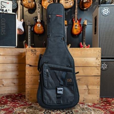 Gator Transit Series Electric Guitar Gig Bag Charcoal Black