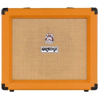 Orange CRUSH35RT Watt Guitar Amp Combo,with built in reverb and tuner 35 Watts
