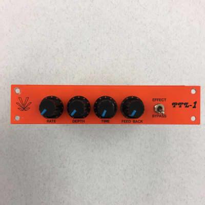 Vestax Analogue Flanger PFL-1 Module Mini Rack  Rare Pocket Rack Chandler for sale
