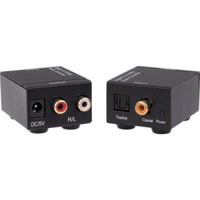 Crestron HD-DA-2 HDMI Distribution Amplifier & Audio | Reverb