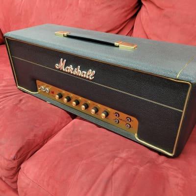 Marshall 1987x 50 Watt Plexi Reissue Amp Head 1993 Black