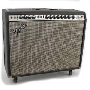 """Fender Twin Reverb 2-Channel 100-Watt 2x12"""" Guitar Combo 1972 - 1976"""