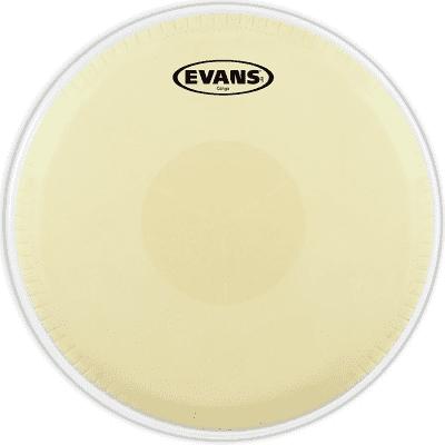 "Evans EC1100E Tri-Center Extended Collar Conga Drum Head - 11"""