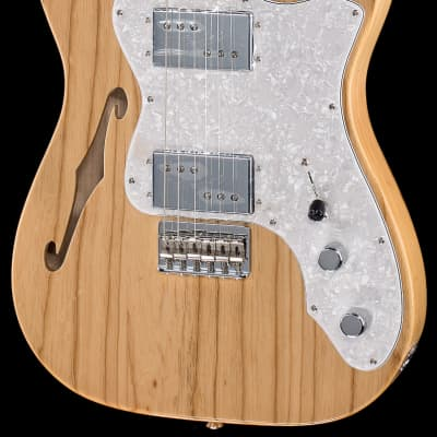 Fender Classic Series '72 Telecaster Thinline Natural (413) for sale