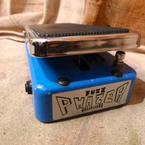 Colorsound Fuzz Phazer
