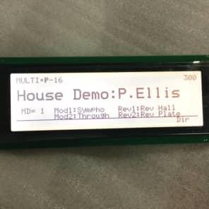 LCD Display 5005, Weiß SY99