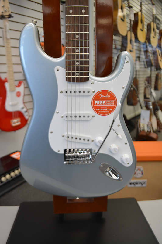 Squier Affinity Series Stratocaster - Slick Silver