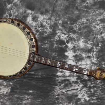 Paramount Leader Tenor Banjo 1924 Natural for sale