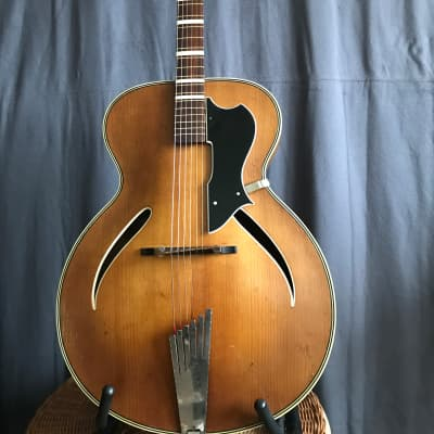 Otwin Sonor - all solid archtop - jazz guitar 50s 60s - vintage German for sale