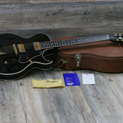 Gibson Howard Roberts Fusion III Ebony for sale
