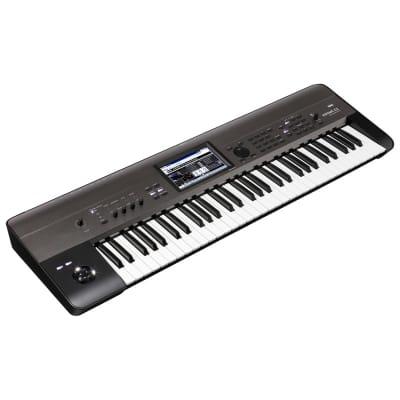 Korg Krome EX-61 61 Note Music Workstation