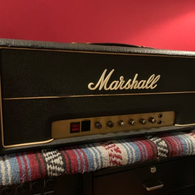 Marshall 2203 JMP 100w 1977 super lead master volume