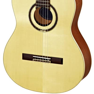 ORTEGA R138SN-L Linkshänder Konzertgitarre