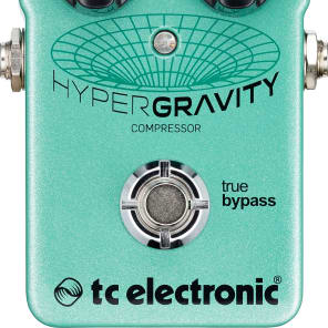 Open Box TC Electronic HyperGravity Compressor