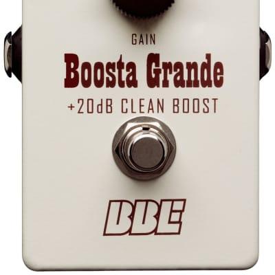 BBE MBG-20 Mini Boosta Grande
