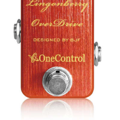 One Control    BJF   Lingonberry Overdrive