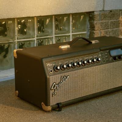 Fender Cyber Twin Head 2001