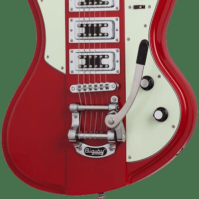 Schecter Ultra-III Vintage Red
