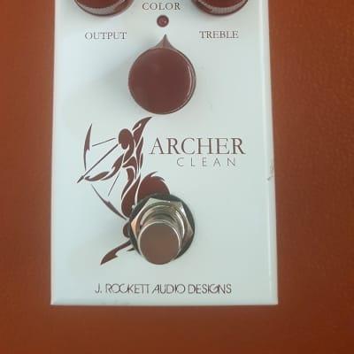 J Rockett  Archer Clean
