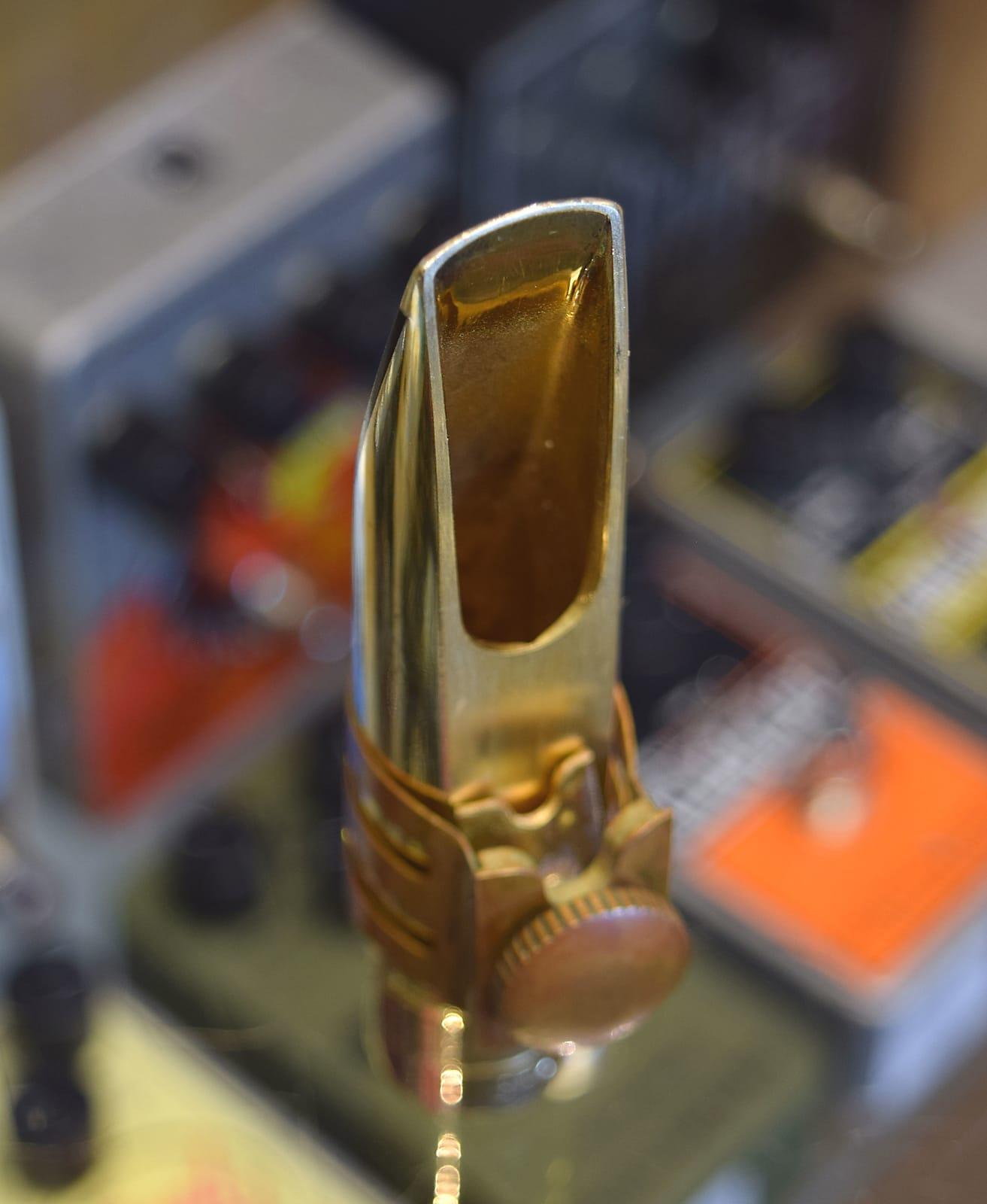 Modern Era Otto Link Super Tone Master 6 Tenor Sax Mouthpiece w/Original  Ligature