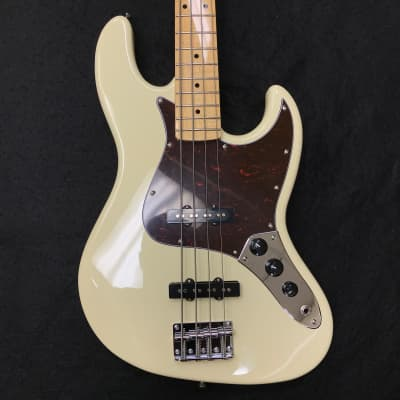 Tagima TW-73 Maple Fretboard J-Bass Vintage White for sale