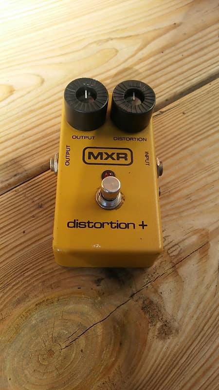 mxr distortion plus dating