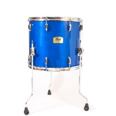 "Pearl Session Studio Classic 16x14"" Floor Tom in Sheer Blue"