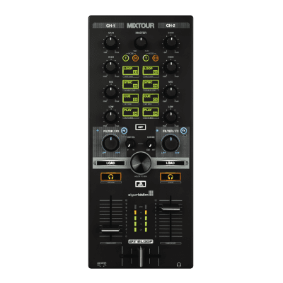 RELOOP MixTour Algoriddim DJ Controller for IOS, Android, or Laptop