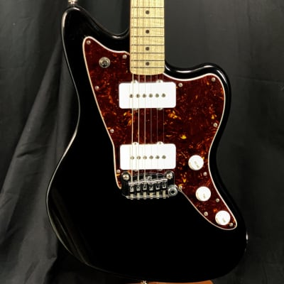 G&L USA Doheny Empress Jet Black w/case 6.75lbs for sale
