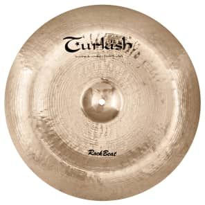 "Turkish Cymbals 16"" Rock Series Rock Beat China RB-CH16"