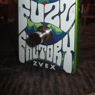 Zvex Silicon Vertical Fuzz Factory