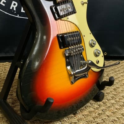1966 Mosrite Venture MKI w/OHC 100% Original! for sale