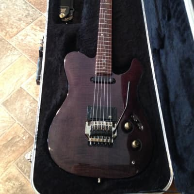 Peavey  Generation Series  2.   1989—-S/N 04151369 Black/Brown for sale