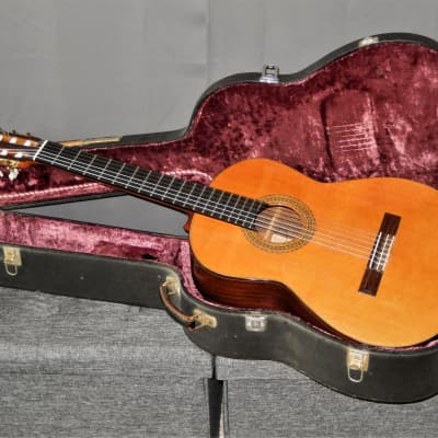 MADE IN 1969 BY M.MATANO - ARIA AC30 - RAMIREZ STYLE CLASSICAL CONCERT GUITAR for sale