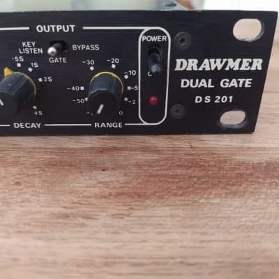 Drawmer DS 201 Dual gate
