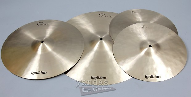 dream ignition series cymbal packs igncp3 3 piece reverb. Black Bedroom Furniture Sets. Home Design Ideas