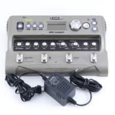 Line 6 JM4 Looper Guitar Effects Pedal & Power Supply P-05482