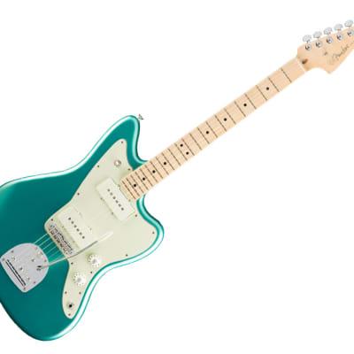 Fender American Professional Jazzmaster - Mystic Seafoam w/ Maple Fingerboard - Used
