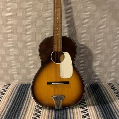 Tempo Kawai Short Scale Acoustic Guitar 1960s  Sunburst Matsumoku Factory, Japan for sale