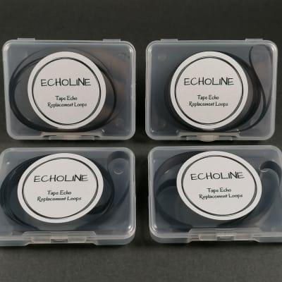 4 X KORG Stage Echo tape loops - SE300 SE500 models loop - tapes