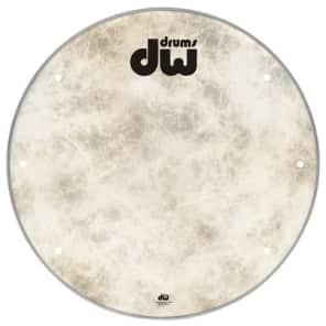 "DW DRDHFS20K Fiberskyn Bass Drum Head - 20"""