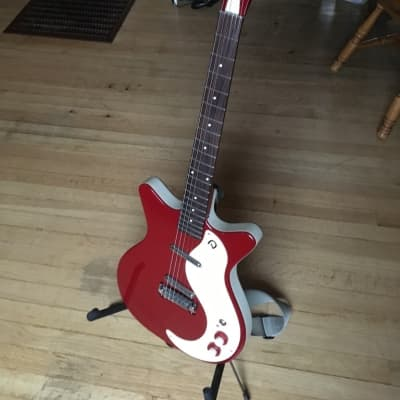 Danelectro Danelectro 59 2017 Riviera Red for sale