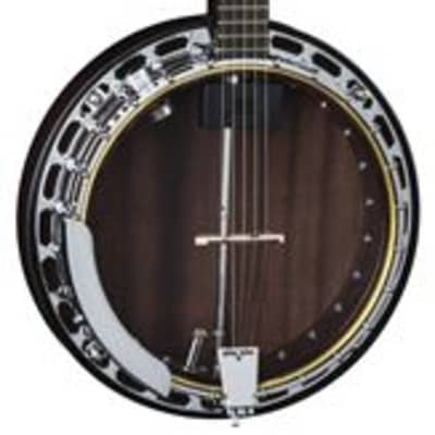 Dean Backwoods 2 Pro Acoustic Electric Banjo