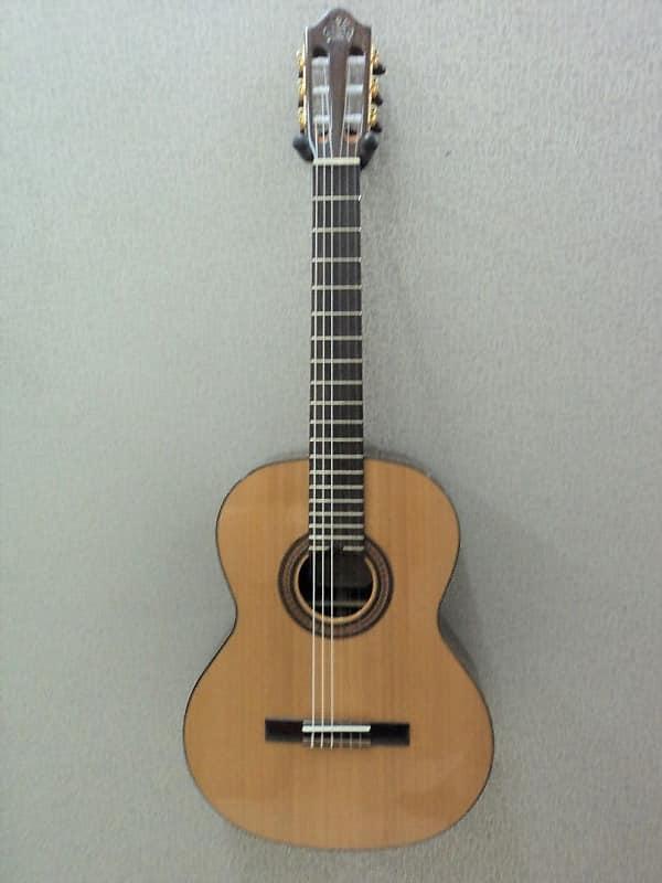 Kremona Artist Series Fiesta FC All Solid Acoustic Nylon String Guitar #18C image
