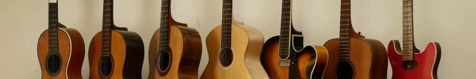 Deneuville guitares
